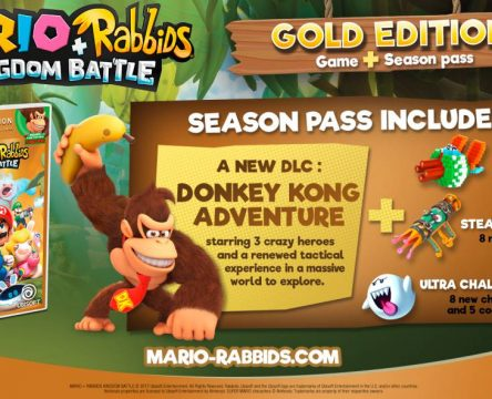 Mario + Rabbids: Kingdom Battle Gold Edition za 119 zł. Gra na Switcha w super cenie