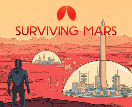 Surviving Mars za darmo w Epic Games Store