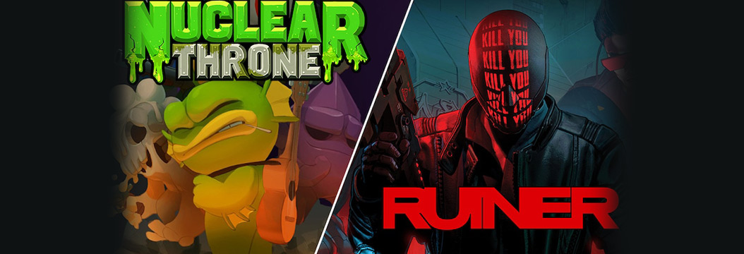 Nuclear Throne i RUINER za darmo od Epic Games Store