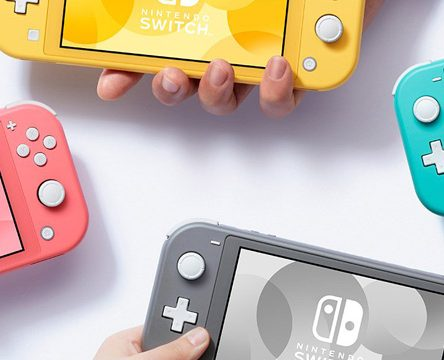 Nintendo Switch Lite za 959 zł. Konsola z grą Animal Crossing: New Horizons w dobrej cenie