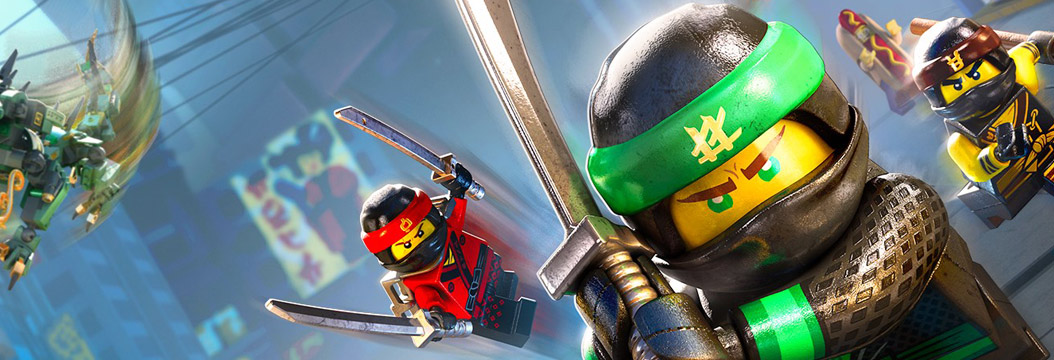 Gra LEGO NINJAGO Movie za darmo na PC, PS4 i Xbox One