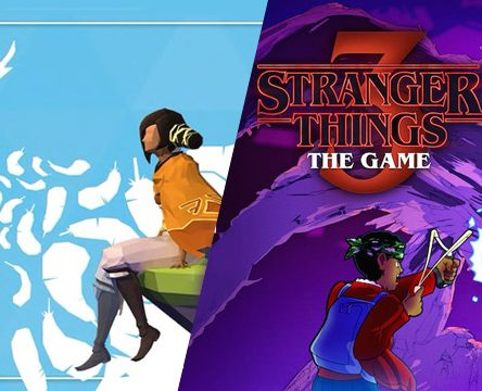 Stranger Things 3: The Game i AER Memories of Old za darmo od Epic Games Store