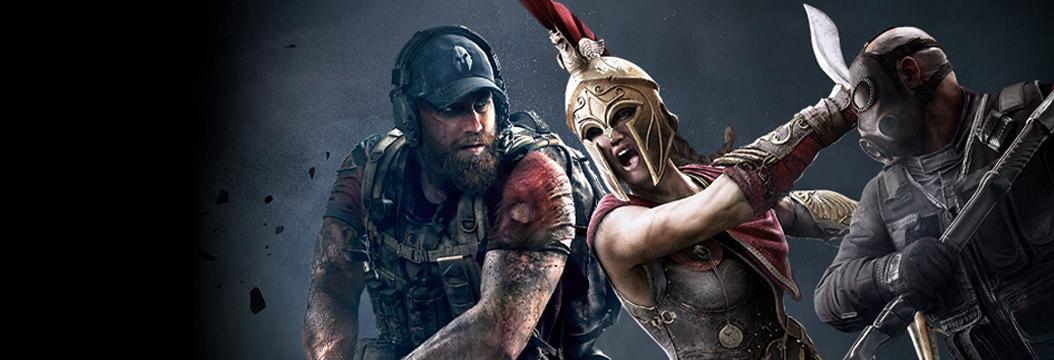 Wyprzedaż Ubisoft Forward w Microsoft Store. Gry w promocyjnych cenach