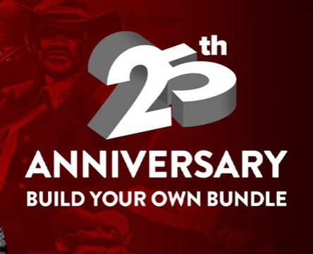 Fanatical 25th Anniversary Build your own Bundle. Promocja na gry